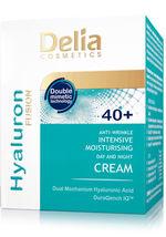 40+ yrs. Delia Hyaluron Fusion Anti Wrinkle Intensive Moisturing   Double Mimeti - $26.00