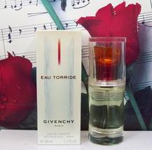 Givenchy Eau Torride EDT Spray 1.7 FL. OZ. NWB - $69.99