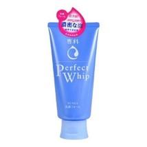 Shiseido Senka Perfect Whip Face Wash Cleansing Foam Facial Cleanser 120ML - $8.15