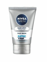4 Pack Nivea Men Dark Sport Reduction Face wash  Whitman Vita Complex 100gm - $32.45