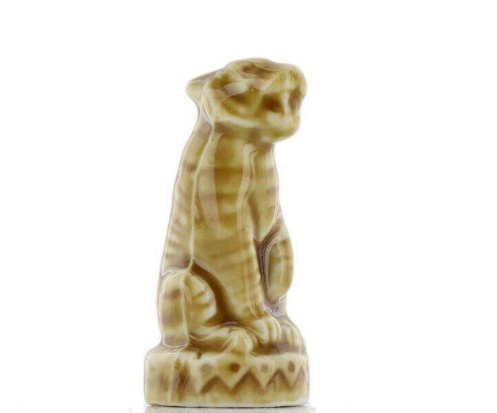 Wade Whimsie Miniature Porcelain Circus Lion
