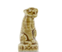 Wade Whimsie Miniature Porcelain Circus Lion
