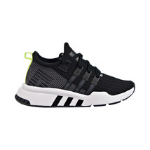 Adidas EQT Support Mid Adv J Big Kids Shoes Core Black-Grey-White b41911 - £40.10 GBP