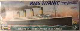 RMS Titanic ~ Famous Ocean Liner of the Epic Disaster ~ 1:570 scale mode... - $38.79