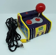 Namco Jakks Pacific Pac Man 5 in 1 TV Game PacMan Arcade Plug and Play Tested - $33.00