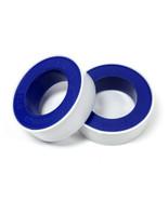 "2 Rolls PTFE Teflon Pipe Fitting Thread Seal Tape 1/2"" x 260"" for Plumbi... - $3.99"