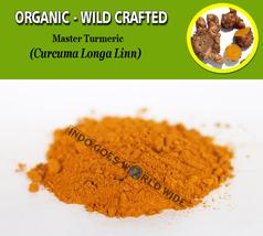 POWDER Master Turmeric Empu Curcuma Longa Organic Wild Crafted Fresh Herbs - $7.85+