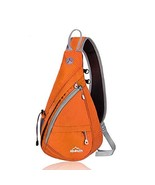 Sling Backpack Chest Shoulder Bag Crossbody Cycling Travel Hiking Daypack - $31.17+