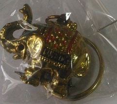Exquisite Thailand Elephant Keychain - $10.00