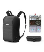 17 Inch Business Laptop Backpack, WIWU Water Resistant Travel Backpack w... - $79.01