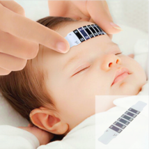 Baby Forehead Strip Thermometer Fever Temperature Test - $6.65