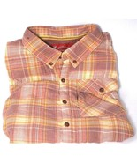 1 Ct John M Browning Heritage Collection XLarge Spiced Apple Plaid Rosco... - $33.99