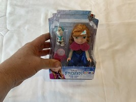 """Disney Frozen Petite Anna With Olaf """"Only At Toy R Us"""" Rare - $37.99"""
