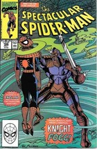 The Spectacular Spider-Man Comic Book #166 Marvel Comics 1990 VERY FINE - $2.25