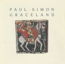 Paul Simon Graceland CD - $4.99