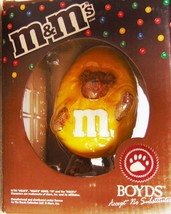 M & M Mars Boyds - Collectible Resin Figurine - YELLOW Peeker 2005 - New - $17.14