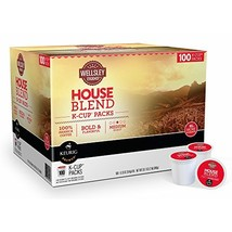 Wellsley Farms House Blend K-Cup Pods, 100 ct. (pack of 6) - $311.66