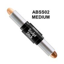 ABSOLUTE NEW YORK SCULPT STICK 2-IN-1 MEDIUM ABSS02 - $3.95