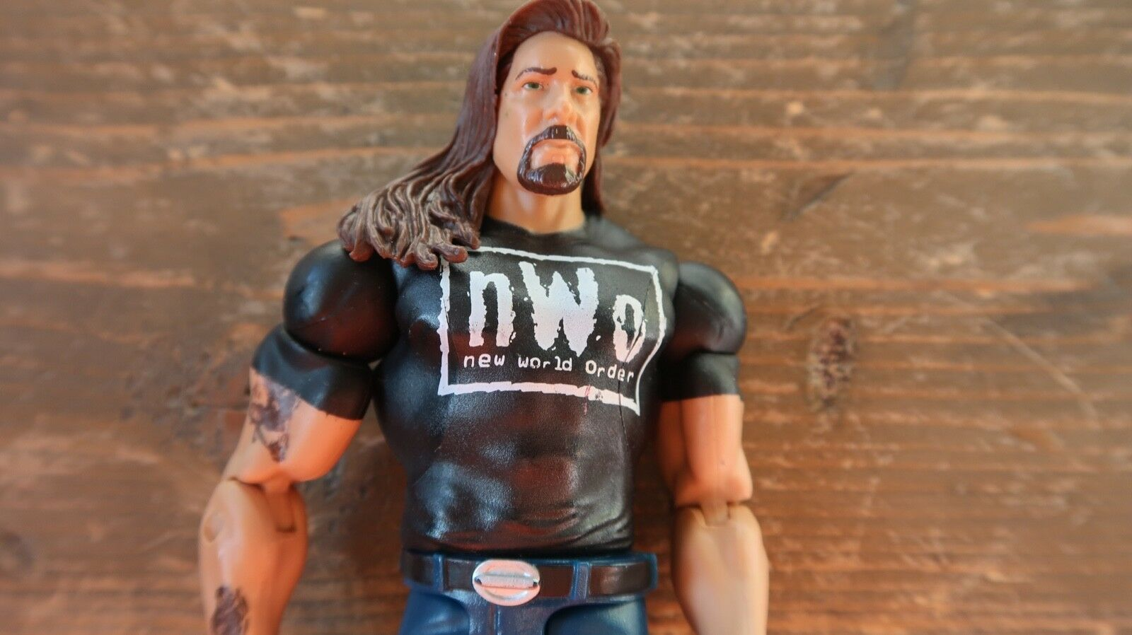 WWE Wrestling Mattel Basic Battle 2 Packs Series 36 Kevin Nash Figure NWO image 2
