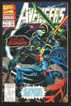 AVENGERS ANNUAL #22 Black Knight wow Bloodwraith Marvel Comics 1993 - $14.85