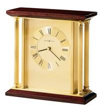 Howard Miller 645-391 (645391) Carlton Mantel/Mantle/Shelf Clock - Rosewood - £260.80 GBP