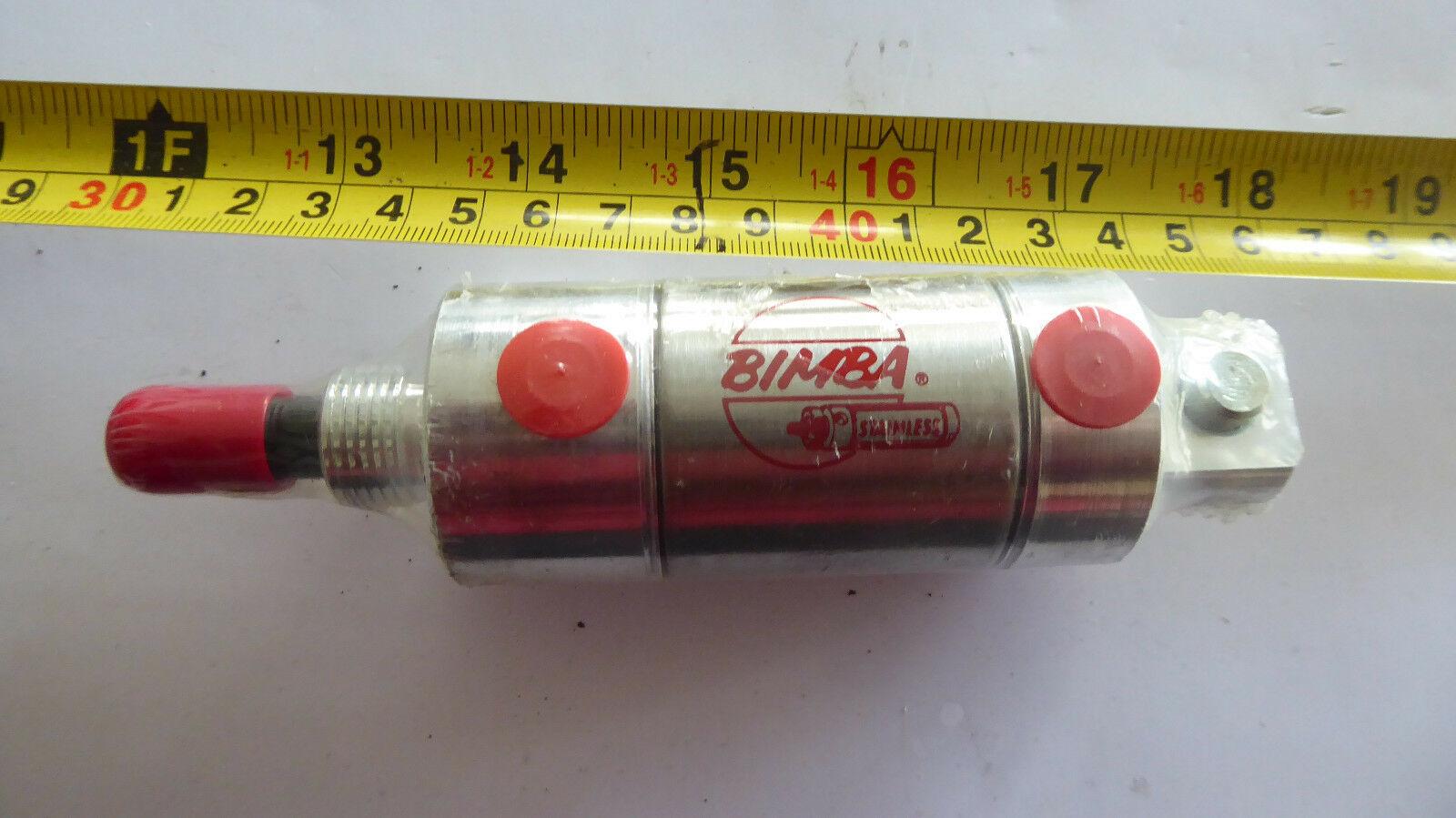 170 375-DP Bimba Pneumatic Cylinder NEW