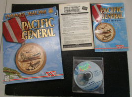 Pacific General SSI computer game Windows 95 - $13.99