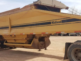1994 Midland Belly Dump For Sale in Edgemont, South Dakota 57735 image 2