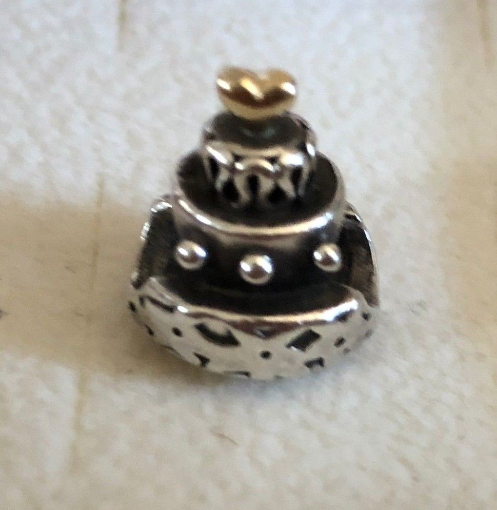 7437280be Pandora Sterling 14K Charm Celebration and 50 similar items. S l1600