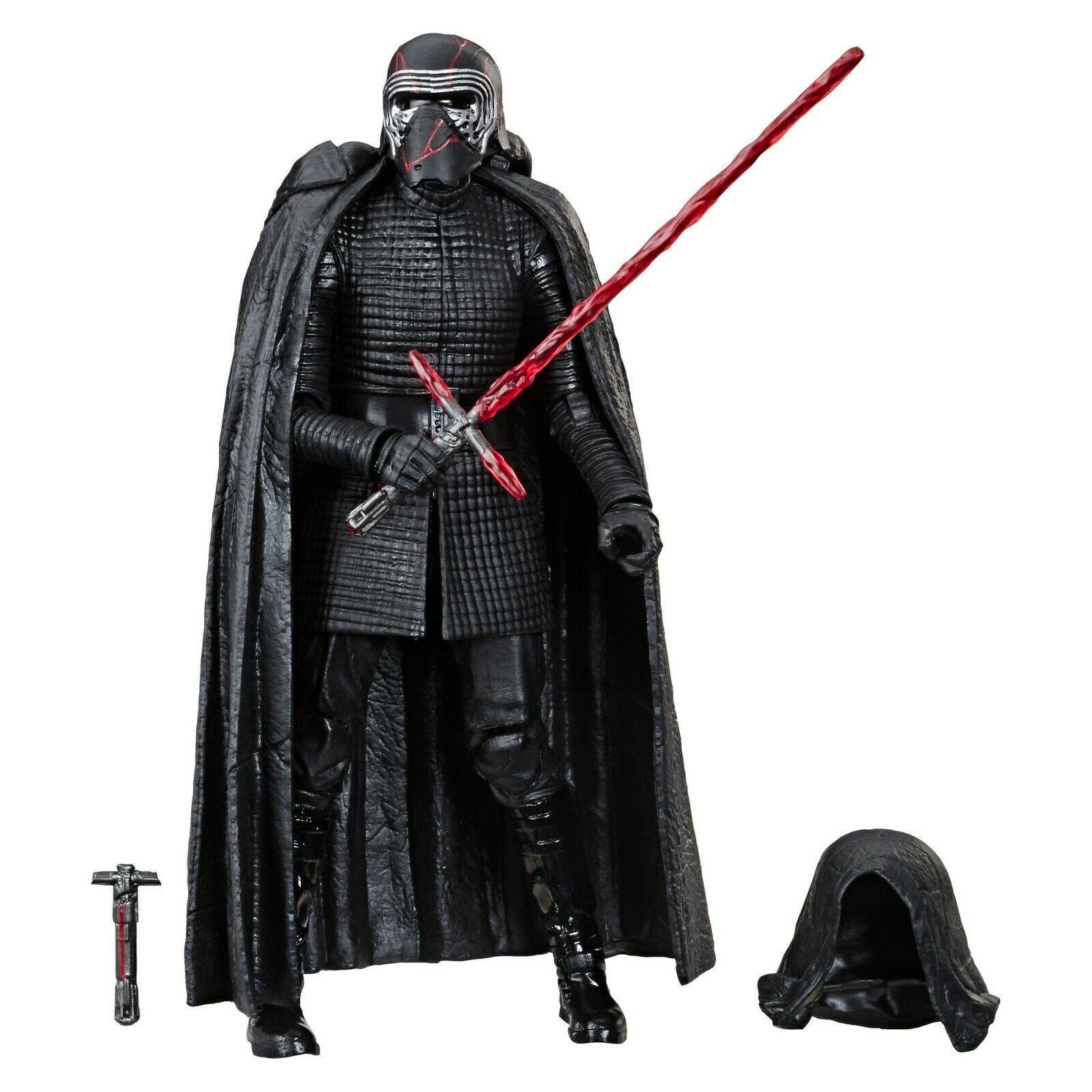 Star Wars Black Series Supreme Leader Kylo Ren 6 Inch Figure ROS #90 In Stock