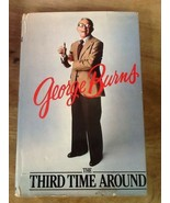 George Burns The Third Time Around USED Hardcover Book - $1.98