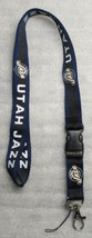 NBA Utah Jazz Disconnect Disconnecting LANYARD KEY CHAIN Ring Keychain I... - $14.99