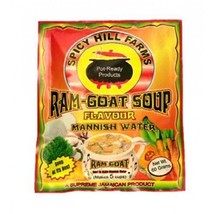 SPICY HILL FARMS RAM GOAT SOUP (Pack of 6) - $19.99