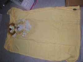 Zoobies Lencho The Lion 3 In 1 Blanket Pets Plush Pillow Blanket . yellow - $14.78