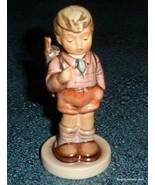 """One, Two, Three"" Goebel Hummel Figurine #555 MINT WITH ORIGINAL BOX XMA... - $65.95"