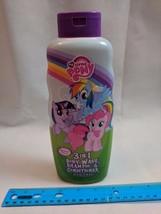 My Little Pony Body Wash Shampoo & Conditioner 3 in 1 Rainbow Punch 24 o... - $4.00