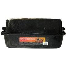 Granite Ware Covered Rectangular Roaster 21.25 x 14 x 8.5 Inches - $55.27