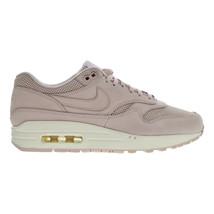 Nike Air Max 1 Pinnacle Women's Shoes Siltstone Red-Sail 839608-601 - £146.57 GBP