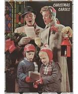 Christmas Carols Song Book Pamphlet - Nelson Whitaker Insurance - SC. - $7.83