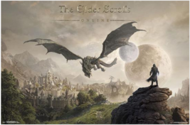 Nice Elder Scrolls Online Elsweyr Poster - $39.00