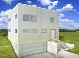 "House Plan ""MODERN CUBE"" - $85.00"