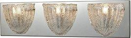Elk Lighting 10726/3 Vanity-Lighting-fixtures, Chrome - $246.00