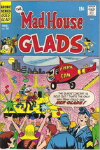 Mad House Glads Comic Book #74 Sabrina, Archie 1970 FINE+ - $7.61