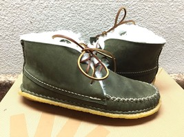UGG BUCKFIELD DARK OLIVE HANDMADE BY QUODDY LEATHER SHOE US 7 / EU 39.5 ... - $229.08