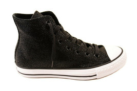 Converse Womens CTAS Stingray Metallic 553345C Sneakers Blk Size US 10 R... - $69.00