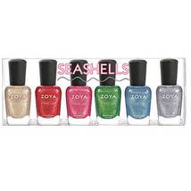 ZOYA Nail Polish  2016 Seashells Collection Magical PixieDust - $42.00