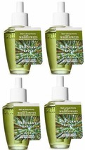 Bath and Body Works 4 Pack Mahogany Apple Wallflowers Fragrances Refill.... - $61.46