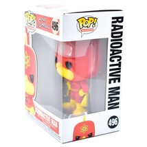 Funko Pop! Television The Simpsons Homer as Radioactive Man #496 Vinyl Figure image 2