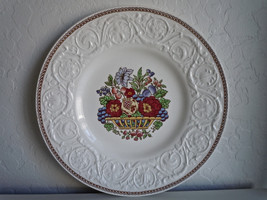 Wedgwood Windermere Multicolor Dinner Plate - $25.30