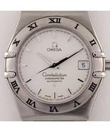 OMEGA Ω Constellation Cronometro Acciaio Inox Uomo Orologio Automatico - $1,871.16